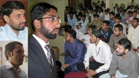 منہاج القرآن یوتھ لیگ کراچی کے زیراہتمام بیداری شعور سیمینار