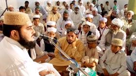 تحریک منہاج القرآن دولتالہ کے یونٹ پنجگراں خورد کے زیراہتمام محفل میلاد