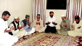 منہاج القرآن انٹرنیشنل کینیڈا کے راہنما محمد آدم بھٹی سے اظہار تعزیت