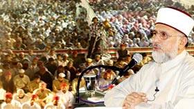 Monthly spiritual gathering May 2012