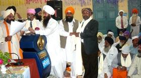 MQI attends Sikh festival of 'Baisahki'