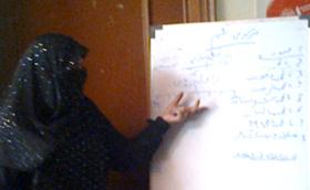 منہاج القرآن ویمن لیگ راولپنڈی کی تربیتی ورکشاپ