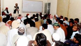 نظامت تربیت کے زیراہتمام بہاول پور میں آئیں دین سیکھیں کورس کا آغاز