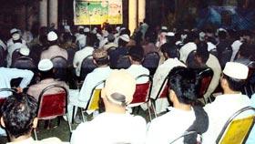 تحریک منہاج القرآن لودہراں کے زیراہتمام درس عرفان القرآن