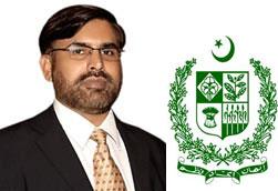 Sohail Ahmad Raza nominated as Member Board E.T.P. Govt. of Pakistan