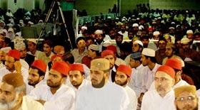 ماہانہ مجلس ختم الصلاۃ علی النبی (ص) - جون 2012