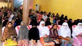 تقریب تقسیم اسناد عرفان القرآن کورسز (پتوکی)