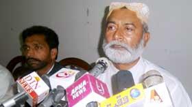 امیر تحریک منہاج القرآن پنجاب احمد نواز انجم کی (بہاولپور) میں پریس کانفرنس