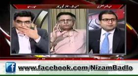 Nazriya-e-Zaroorat Democracy - Hassan Nisar in Agenda 360