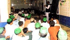 لاہور، واہگہ ٹاؤن میں آئیں دین سیکھیں کورس کا آغاز
