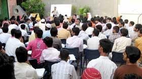 Irfan-ul-Quran Course gets underway in Faisalabad
