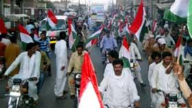 Motorcycle rally held in Pakpattan
