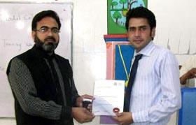 Teacher training a key to production of good students: Shahid Latif