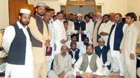 تحریک منہاج القرآن (پنجاب) کی ایگزیکٹیو کونسل کا اجلاس