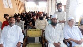منصورہ آباد (فیصل آباد) میں عرفان القرآن کورس کا آغاز
