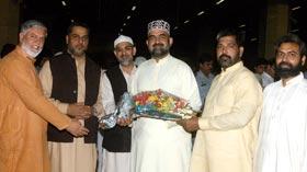 تحریک منہاج القرآن کے ناظم اعلیٰ ڈاکٹر رحیق احمد عباسی کی وطن واپسی