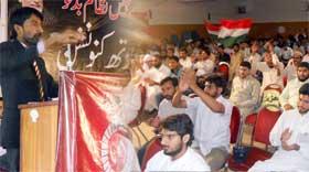Youth Convention 2012 (Rawalpindi)