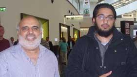 منہاج القرآن انٹرنیشنل آسٹریا میں نماز تراویح کے لئے برطانیہ سے حافظ احسن امین ویانا پہنچ گئے