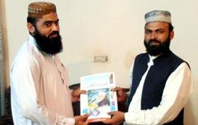 گلبرگ ٹاؤن لاہور میں تقریب تقسیم اسناد آئیں دین سیکھیں کورس