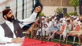 دروس عرفان القرآن (چیچاوطنی): پہلا دن