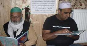 منہاج القرآن اسلامک سنٹر (ویانا، آسٹریا) میں ایصال ثواب کی محفل