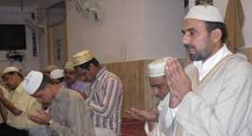 منہاج القرآن اسلامک سنٹر (ویانا، آسٹریا) میں سیدہ کائنات کے یوم وصال کے سلسلہ میں فاتحہ خوانی