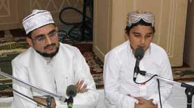 منہاج القرآن انٹرنیشنل (فرانس) کے زیر اہتمام ماہانہ گوشہ درود کا پروگرام