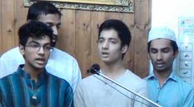 MQI (Berlin) celebrates Shab-e-Barat