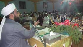 زیارت قبور مسنون اور باعث خیر ہے : مولانا حبیب احمد الحسینی