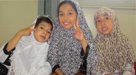 منہاج القرآن انٹرنیشنل (جاپان) کے مرکز پر تعلیم حاصل کرنے والے بچوں کا استقبال رمضان پروگرام
