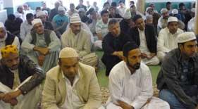 منہاج القرآن انٹرنیشنل (گارج لے گونس، فرانس) میں استقبال رمضان کا پروگرام