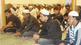 منہاج القرآن انٹرنیشنل (گارج لے گونس، فرانس) کے زیراہتمام ماہانہ گیارہویں شریف