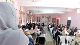 لاہور، عرفان القرآن کورس برائے طالبات 2012ء
