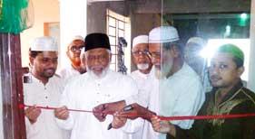 منہاج القرآن انٹرنیشنل بنگلہ دیش کے مرکزی دفتر کا افتتاح اور افطار پارٹی