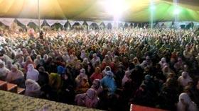 ویمن شہر اعتکاف 2012ء (چوتھا دن)