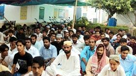 تحریک منہاج القرآن لودہراں کے زیراہتمام عید ملن پارٹی