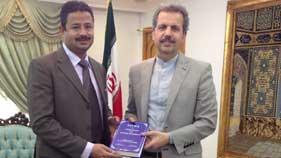 MPIC کویت کے وفد کی اسلامی جمہوریہ ایران کے کویت میں تعینات سفیر سے ملاقات