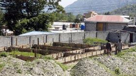 مظفر آباد میں زیر تعمیر سکول کے لیے عطیات کی اپیل