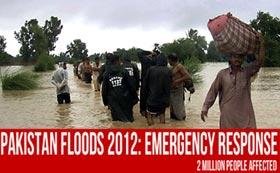 Pakistan Floods 2012: MWF Emergency Response