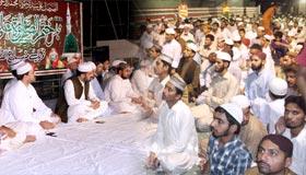ماہانہ مجلس ختم الصلوٰۃ علی النبی (ص) - ستمبر 2012ء