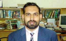 ڈاکٹر فیض اﷲ بغدادی کو PhD کی تکمیل پر مبارک باد