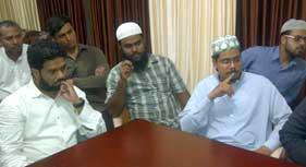 توہین آمیر فلم کے ذمہ داران انسانیت کے دشمن ہیں: منہاج القرآن انٹرنیشنل (حیدرآباد، انڈیا)
