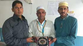 منہاج القرآن انٹرنیشنل (گارج لے گونس، فرانس ) کے زیراہتمام عید الفطر کا اجتماع