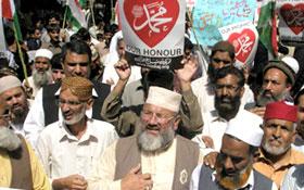 Azmat-e-Rasool Rally (S.A.W.) held in Hazara Division
