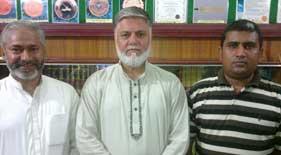 منہاج القرآن انٹرنیشنل (کویت) کے وفد کی مرکزی سیکرٹریٹ آمد