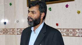 گستاخانہ خاکوں کی اشاعت کے خلاف منہاج القرآن انٹرنیشنل (سپین) عدالت سے رجو ع کرے گی: نوید احمد اندلسی