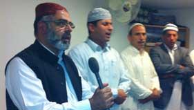 منہاج القرآن انٹرنیشنل (گارج لے گونس، فرانس) کے زیر اہتمام ماہانہ محفل گوشہ درود