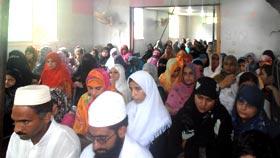 جلال پور جٹاں گجرات میں عرفان القرآن کورس کی تقریب تقسم اسناد