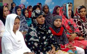 منہاج القرآن ویمن لیگ فیصل آباد کا تین روزہ دورہ