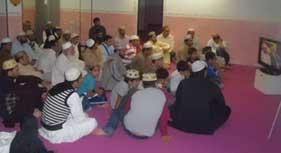 منہاج القرآن اسلامک سنٹر بریشیا (اٹلی) میں محفل عظمت مصطفی صلی اللہ علیہ وآلہ وسلم